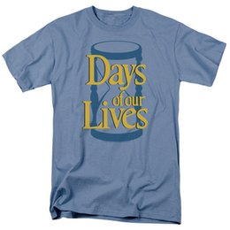 $enCountryForm.capitalKeyWord UK - Days of Our Lives TV Show Soap Opera HOURGLASS LOGO Adult T-Shirt All Sizes Funny free shipping Unisex Casual Tshirt top