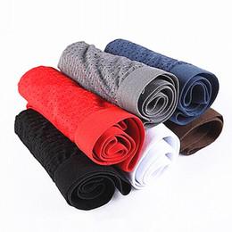 Mesh Fiber Australia - Wholesale 10 pcs boxer Health breathable mesh Silk bamboo fiber Men Underwear Cotton Bodysuit Cuecas boxer masculina