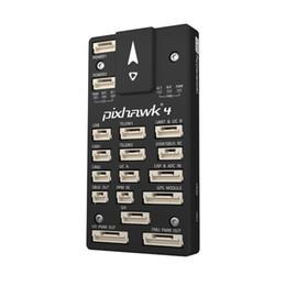 Carbon Fiber Controller Australia - Holybro Pixhawk 4 Flight Controller STM32F765 32 Bit ARM w  PM07 Power Management 5V UBEC Output
