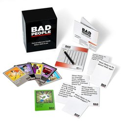 Complete games online shopping - BAD People Cards Game The Complete Set The Party Game You Probably Shouldn t Play Plus The NSFW Brutal Expansion Pack