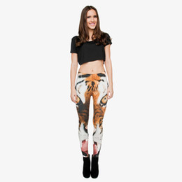 $enCountryForm.capitalKeyWord UK - Girl Leggings Tiger 3D Graphic Printed Spring Summer Autumn Pencil Fit Women Comfortable Gym Pencil Pants Lady Full Length Trousers (Y29746)