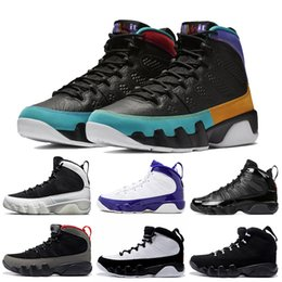 Chinese  DREAM IT DO IT 9 9s basketball shoes for men UNC BRED OG space jam The Spirit anthracite RELEASE mens designer shoes spo manufacturers