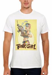 $enCountryForm.capitalKeyWord Australia - Tank Girl Sexy Punk Comic Jinx Funny Men Women Vest Tank Top Unisex T Shirt 1921 2019 hot tees Top Summer 'S fashion T Shirt cheap wholesale