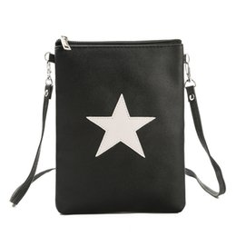 $enCountryForm.capitalKeyWord Australia - Designer-good quality Small Star Design Shoulder Bag Falp Bag Women Soft Leather Female Crossbody Bag Ladies Handbag Clutches