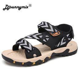 $enCountryForm.capitalKeyWord Australia - New Sandals Men Shoes Summer 2019 Beach Gladiator Fashion Men's Outdoor Sandals Flat Large Size 39-47