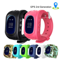 $enCountryForm.capitalKeyWord Australia - Q50 smart watch passometer kids watches smart baby watch children's Kid watch GPS Tracker 2rd generation SOS Location Finder