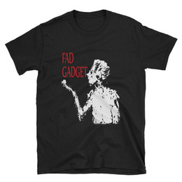 $enCountryForm.capitalKeyWord UK - Fad Gadget - limited edition original design tribute t-shirt