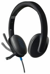 $enCountryForm.capitalKeyWord NZ - USB Headset H540 for PC Calls and Music Black