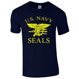 $enCountryForm.capitalKeyWord Australia - Cheap Sale 100 % Cotton T Shirts For Boys U.S. Navy Seals US Marines T Shits Printing Short Sleeve Casual O-Neck Cotton