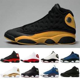 9d9bace8d466a2 Mens Melo Class of 2002 13s He Got Game Basketball Shoes 13 Phantom Black  Cat playoff Barons Altitude Love Respect trainers Sports Sneakers
