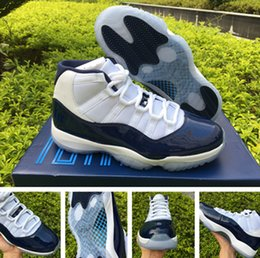 $enCountryForm.capitalKeyWord Australia - quality Gym Red 11s Midnight Navy 11s UNC win like 82 11 real carbon fiber men basketball shoes with box free shipping