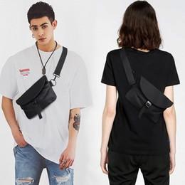 Shoulder tactical meSSenger bagS online shopping - nylon Crossbody Shoulder Bag Men Hip Hop Streetwear Functional Tactical Travel Pouch Messenger School Bags Teenager fashion