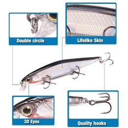 $enCountryForm.capitalKeyWord Australia - Minnow Fishing Lure 11cm 13g Isca Artificial Hard Bait Carp Fishing Wobblers Bass Pike Pesca Crankbaits Tackle Jk433a