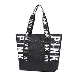 Pink Nylon Tote Bag Australia - Latest Brand designer luxury handbags purses for Women Tote Pink Nylon Designer handbags Ladies Purse Sac a main borse w057