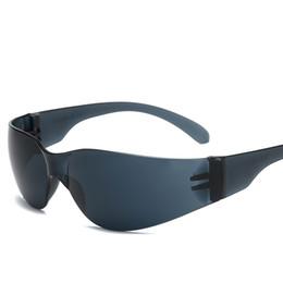 Sunglasses Sports Motorcycle Australia - Driving Protective Sunglasses Men Women Anti-sand motorcycle riding safety glasses Anti-shock UV protection outdoor sports sunglasses GG005