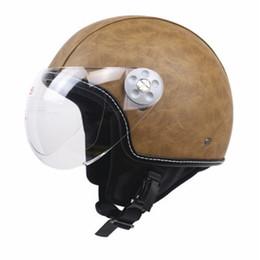 Para cascos online shopping - JIEKAI Motorcycle Helmet Motorbike Cruiser Scooter Bike Touring Chopper Cascos Para Moto Moto Helmet Retro Capacete Dot Unisex