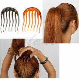 Hair volume insert online shopping - Useful Volume Inserts Hair Clip Bumpits Bouffant Ponytail Hair Comb Bun