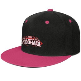 Ultimate Ball Australia - Trucker Ultimate SpiderMan logo white Mesh Fit Superlite hat