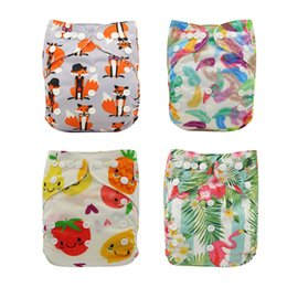 One Size Diaper Australia - One Size Adjustable Baby Washable Reusable Pocket Cloth Diapers Waterproof Newborn Diapers Baby Nappies FREE SHIPPING