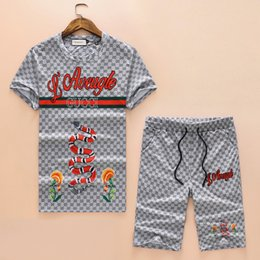 Sports T Shirt Pattern Print Australia - 2019 new hot summer men and women with the same personality pattern printing couple short-sleeved T-shirt trend suit comfortable sports