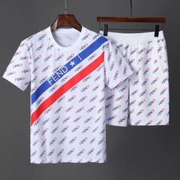 Geometric Suit Australia - Men Sweatshirt Brand suit 2019 sportswear Suits jogging suits Running tracksuits Suit Casual Short sleeve Mens Medusa suits
