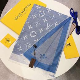 Scarf Wrap Floral Cotton Australia - 2018 Scarf for Women Design Scarf brand high qualtiy cotton Scarves Fashion Womens long Wraps fast ship RTd43