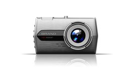 Dvr Channel Cameras Australia - CT529 dash Cam 1080P HD Dual Channel Car DVR Front and Rear, Driving Video Recorder with 4.0 inches,G-Sensor,Motion Detect,WDR,Parking mode