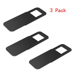 Camera tape online shopping - Hot Pc Plastic WebCam Shutter Cover Web Camera Secure Protect Privacy for Desktop Laptop Phone Plastic Cameras Protection Tape