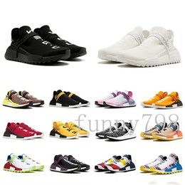 fbcf183f3 Human race ligHt up sHoes online shopping - Designer races luxury shoes men  pharrell williams nmd