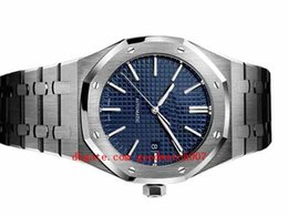 $enCountryForm.capitalKeyWord UK - 4 style Mens 15400ST Stainless Steel Boutique Edition Silver Black Grey Hours Minutes Seconds Date Date Movement Mens N8 Watch