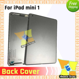 $enCountryForm.capitalKeyWord NZ - 5pcs lot For iPad Mini 1 A1445 Back Housing Back Battery Cover Rear Door Housing Case Middle Free Shipping