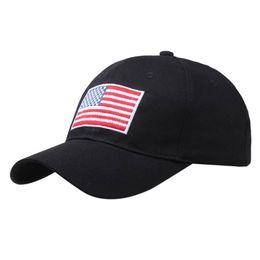 afa70d7a721caf USA American Flag Snapback Cap Adjustable Baseball Cap Fashion unisex  casual adjustable Hat bone masculino