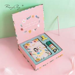 $enCountryForm.capitalKeyWord Australia - 2019 A6 gift box Cute kawaii Notebook Agenda Printed Weekly Monthly planner Organizer office school stationery Journal