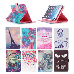 $enCountryForm.capitalKeyWord Australia - Cartoon Printed Universal 10 inch Tablet Case for HP Pro Slate 10 EE G1 Cases kickstand PU Leather Flip Cover Case