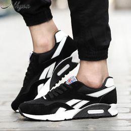 Korean canvas men shoes online shopping - Mhysa Seasons Burst Men Cushion Breathable Casual adulto Shoes Selling Korean Version Shoes Fashion Trend Wild Men s Sneakers