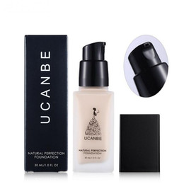 ConCealer perfeCtion online shopping - New arrival Natural Perfection Liquid Foundation Makeup Full Coverage Concealer Whitening Primer BB Cream Waterproof Cosmetics