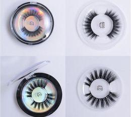 $enCountryForm.capitalKeyWord NZ - Mink Lashes 3D Silk Protein Mink False Eyelashes Soft Natural Thick Fake Eyelashes Eye Lashes Extension Makeup 28 Styles Lashes in Stock