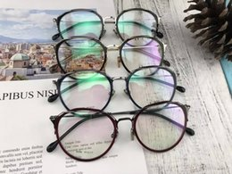 Metal Sights Australia - The 2018 new metal eyeglass frame is stylish and versatile with the same model 8006 size 51-17-140