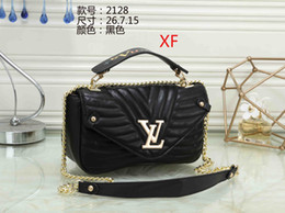 Pu bags manufacturers online shopping - Manufacturers new handbags various brands fashion style chain bag shoulder Messenger bag AAAAA