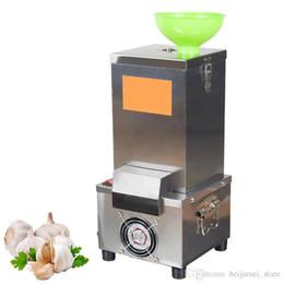 $enCountryForm.capitalKeyWord Australia - BEIJAMEI Stainless steel Dry garlic peeling machine electric garlic peeler small garlic skin removing machine price