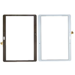 "galaxy tablet s NZ - 10Pcs 10.5"" For Samsung Galaxy Tab S 10.5 LTE SM-800 T800 T805 Touch Screen Digitizer Sensor Front Outer Glass Lens Panel"