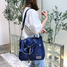 $enCountryForm.capitalKeyWord Australia - SHUJIN Brand Pocket Casual Tote Women's Handbag Shoulder Handbags Waterproof Bags For Women Men Daily Handbag
