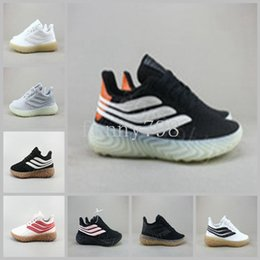 Shoes Repair Australia - [with box]2019 best kanye west men women Sport Shoes 450 breathable rubber sole repair outdoor performance Designer sneakers