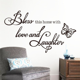 Baby Strict Because Someone We Love Is In Heaven Wall Stickers Quote Art Home Decor