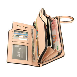 $enCountryForm.capitalKeyWord NZ - Womens Wallets Zipper Hasp Female Purse Leather Wallet Women Pink Clutch Long Big Wallet Coin Card Phone Bags for Girl