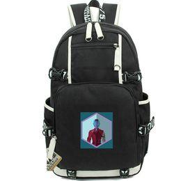 Best Canvas Prints Australia - Nebula rucksack Star cloud best school bag Super hero print daypack Casual computer schoolbag Out door backpack Sport day pack