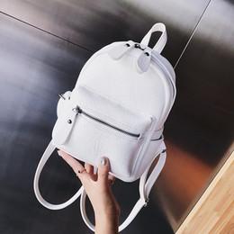 $enCountryForm.capitalKeyWord Australia - New Designer Fashion Women Leather Backpack Mini Soft Touch Multi-function Small Backpack Female Ladies Shoulder Bag Girl Purse MX190708