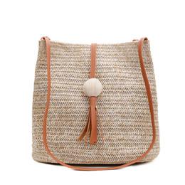 Boho Shoulder Bags Australia - 2019 New arrival boho summer bag straw shoulder bags for women brown woven beach bolso paja rattan bag sac paille femme