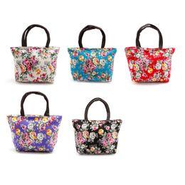 $enCountryForm.capitalKeyWord Australia - Womens Ladies Canvas Floral Handbag Tote Purse Messenger Hobo Bag Satchel Bags Q84B