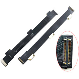 Compatible Motherboards NZ - Compatible For Xiaomi Mi Max 3 Max3 Mainboard Main Board Motherboard Connect LCD Flex Cable Ribbon Replacement